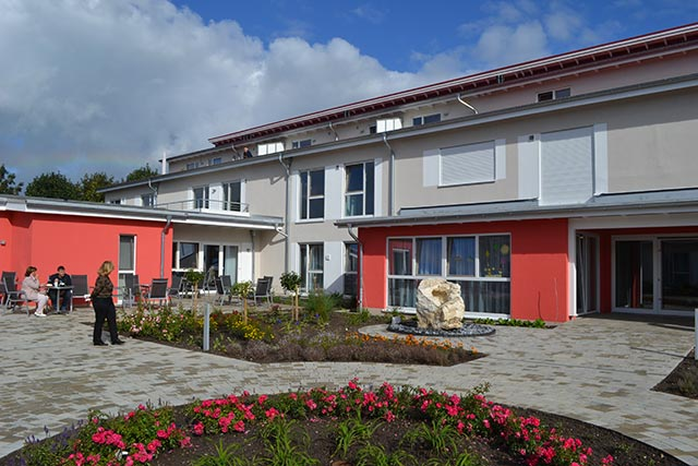 Seniorenhaus Horneburg