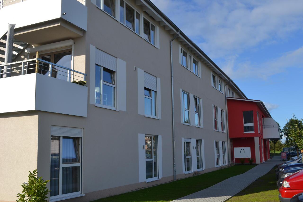 Seniorenhaus Horneburg Front
